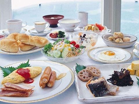 バイキング・朝食