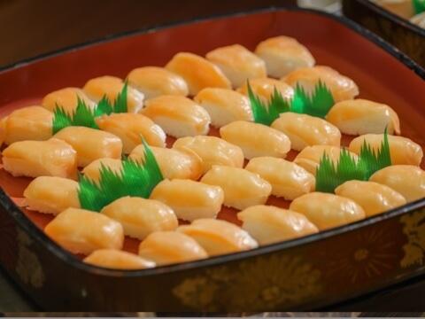 バイキング・寿司
